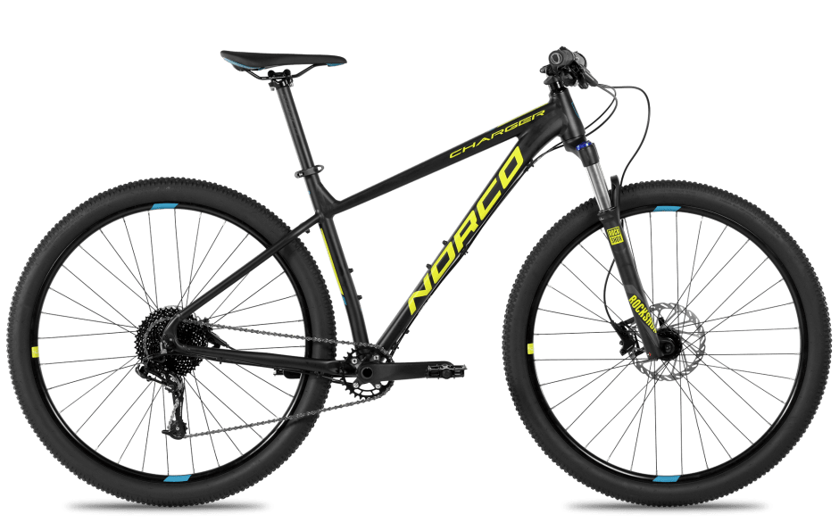 Cairns Mountain Bike Hire | Norco Charger Hard-Tail Cross Country Bike