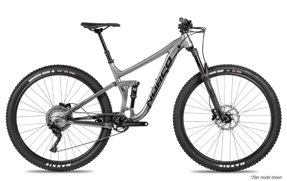 Cairns Mountain Bike Hire | Norco Sight Dual Suspension All-Mountain Bike