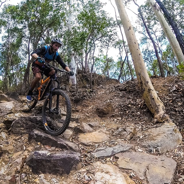 Cairns Mountain Bike | Endure | All-Mountain Guided Tour