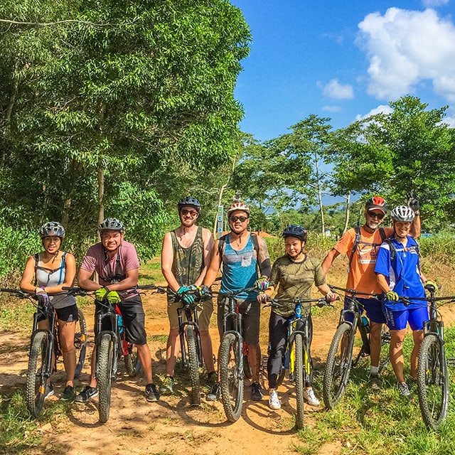 CAIRNS MOUNTAIN BIKE TOURS CROSS COUNTRY GUIDED TOUR SMITHFIELD MOUNTAIN BIKE PARK