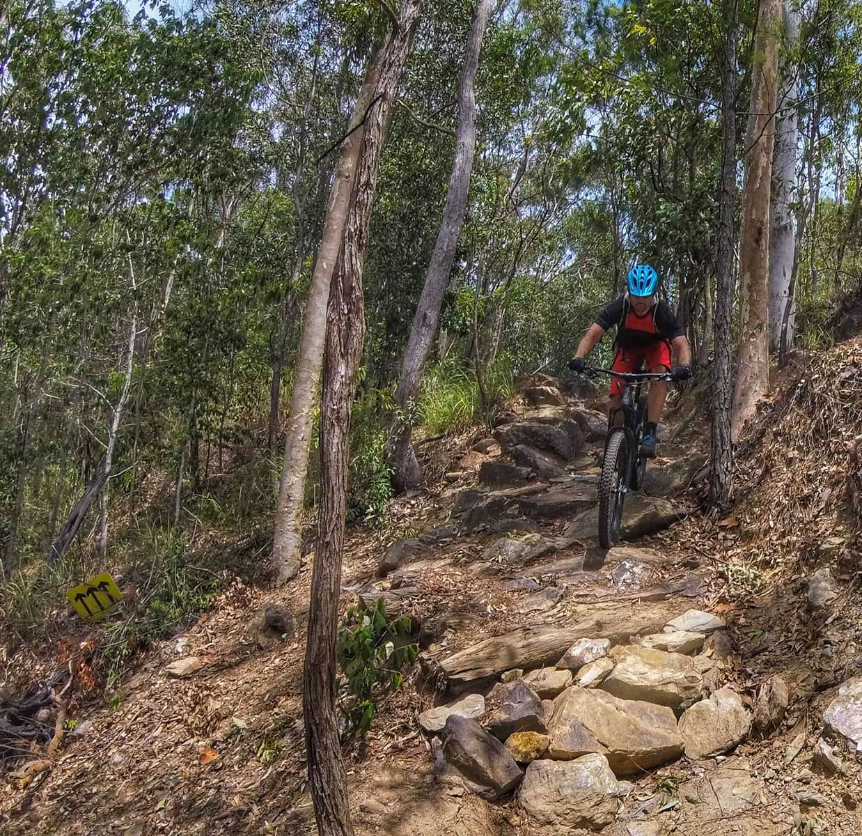 CAIRNS MOUNTAIN BIKE TOURS GUIDED ALL-MOUNTAIN ENDURO TOUR