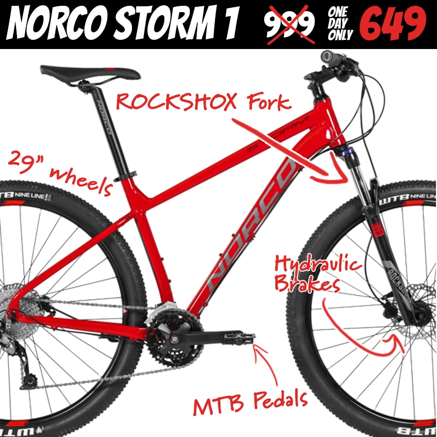 Norco Storm 1
